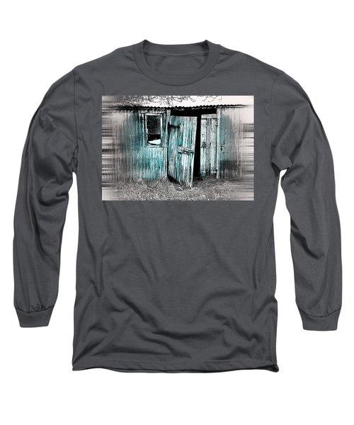 Old Hut Long Sleeve T-Shirt
