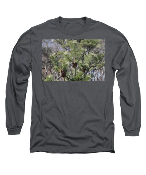 Long Sleeve T-Shirt featuring the photograph 3 by Paul SEQUENCE Ferguson             sequence dot net
