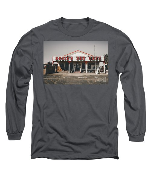Rosies Den Cafe   Long Sleeve T-Shirt