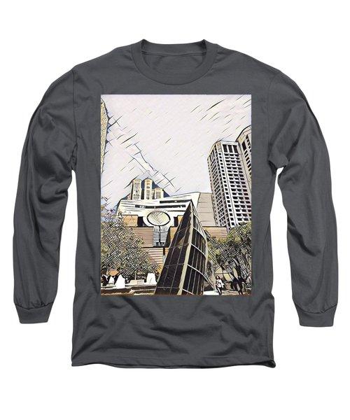 Sf Moma Long Sleeve T-Shirt