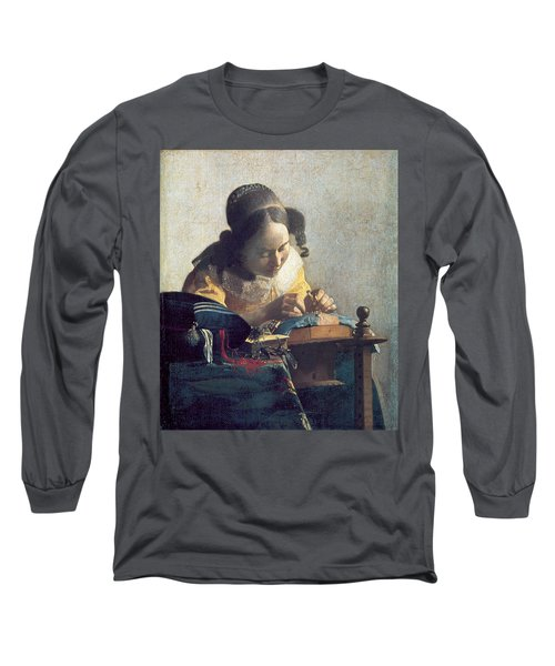 The Lacemaker Long Sleeve T-Shirt