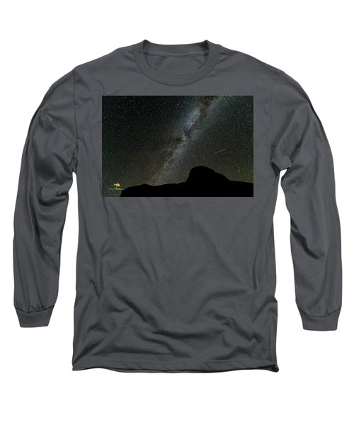 The Milky Way Long Sleeve T-Shirt by Jim Thompson