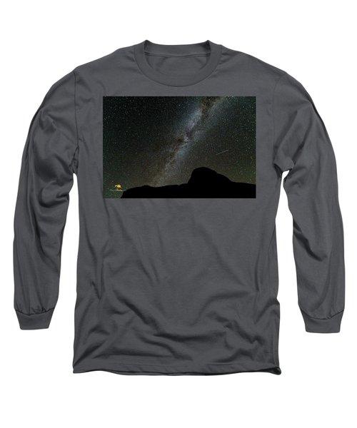 The Milky Way Long Sleeve T-Shirt