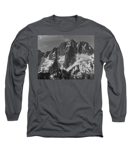 304630 Bw North Face Mt. Stuart Long Sleeve T-Shirt