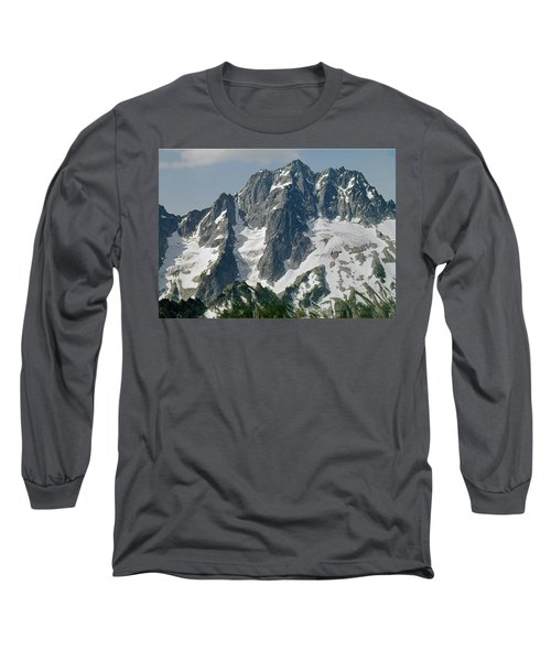 304630 North Face Mt. Stuart Long Sleeve T-Shirt