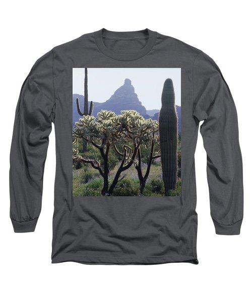 313737 Montezumas Head Long Sleeve T-Shirt