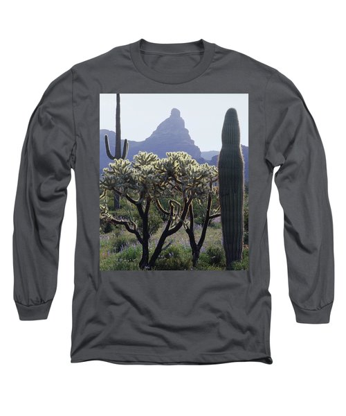 313737 Montezumas Head Long Sleeve T-Shirt