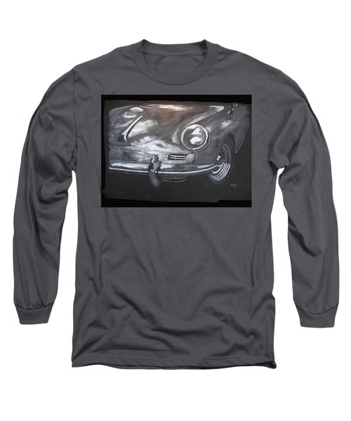 356 Porsche Front Long Sleeve T-Shirt