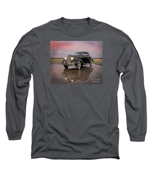 36 Plymouth Reflections Long Sleeve T-Shirt