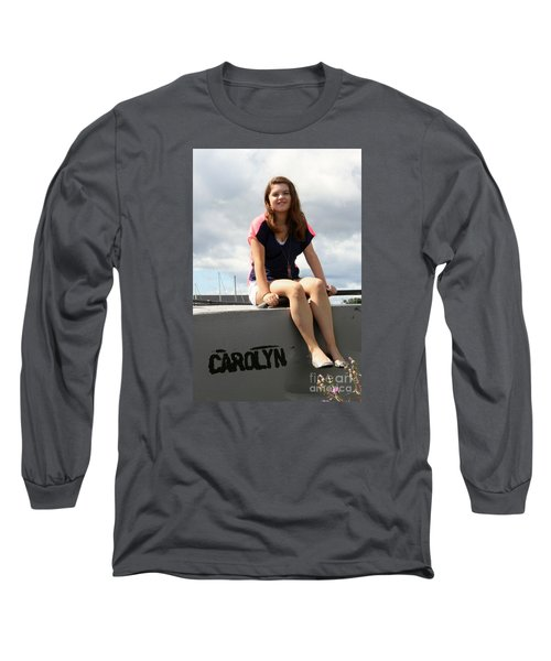 3608 Long Sleeve T-Shirt by Mark J Seefeldt