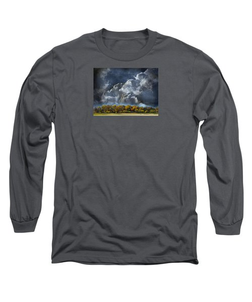 3985 Long Sleeve T-Shirt by Peter Holme III