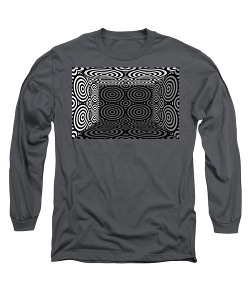 Long Sleeve T-Shirt featuring the photograph 3d Mg553dw by Mike McGlothlen