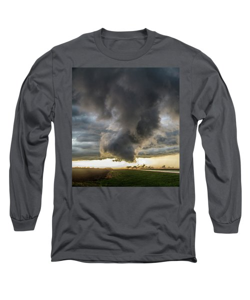 3rd Storm Chase Of 2018 051 Long Sleeve T-Shirt