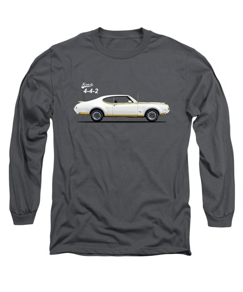 4-4-2 Hurst 1969 Long Sleeve T-Shirt