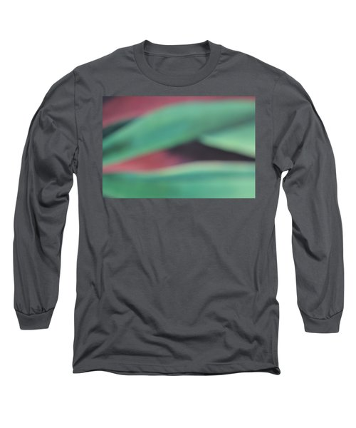 Abstract Photography Long Sleeve T-Shirt by Allen Beilschmidt