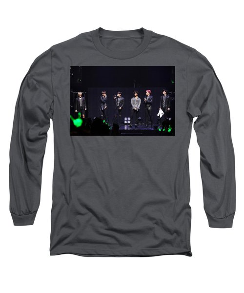 B.a.p Long Sleeve T-Shirt