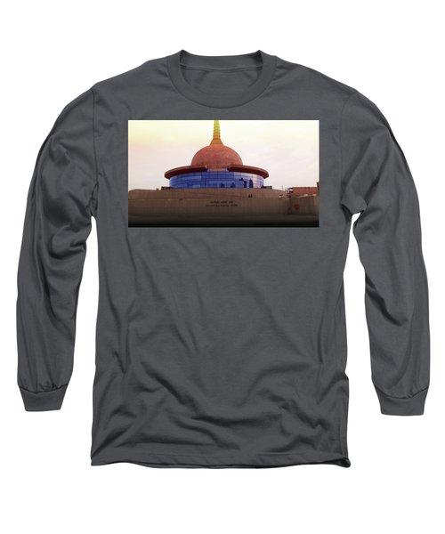 Building Long Sleeve T-Shirt