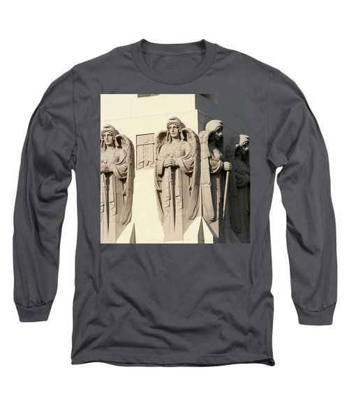 4 Guardian Angels Long Sleeve T-Shirt