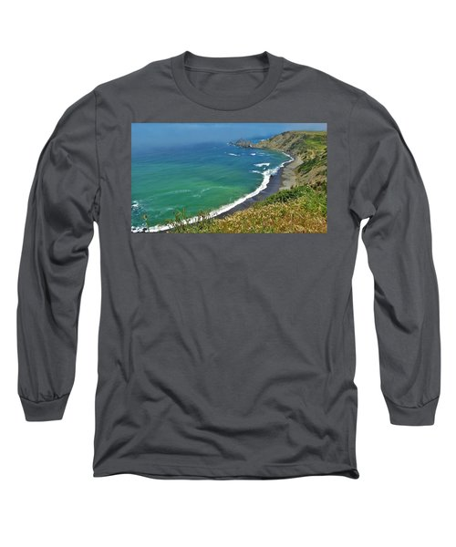 Irish Beach Long Sleeve T-Shirt