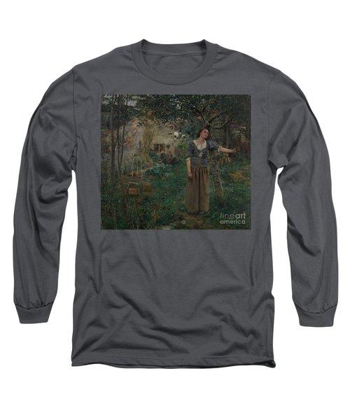 Joan Of Arc Long Sleeve T-Shirt