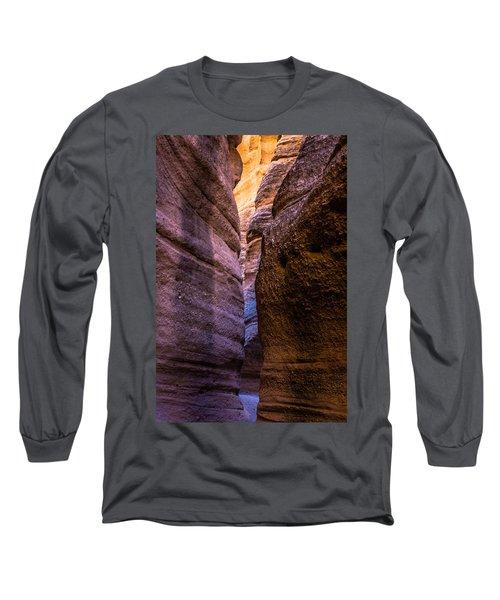 Kasha-katuwe Tent Rocks Long Sleeve T-Shirt