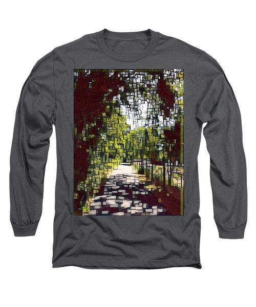 On The Path Long Sleeve T-Shirt