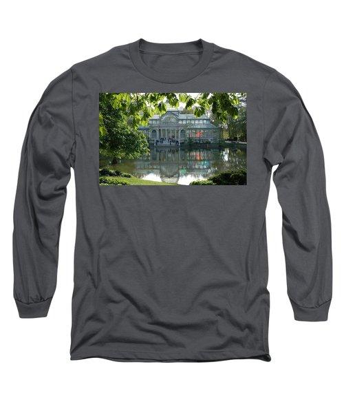 Palacio De Cristal Long Sleeve T-Shirt
