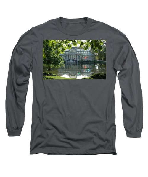 Palacio De Cristal Long Sleeve T-Shirt