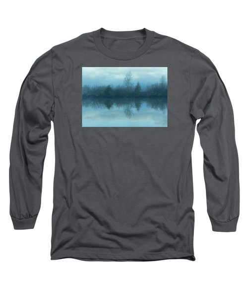 Reflections Long Sleeve T-Shirt by Cathy Anderson