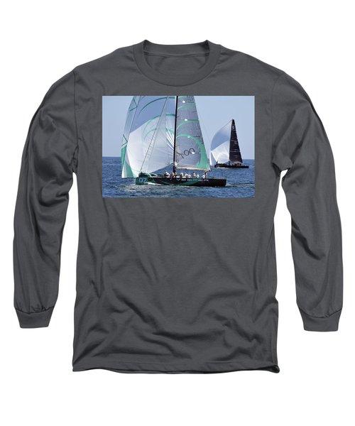 Rolex Capri Sailing Week 2014 Long Sleeve T-Shirt