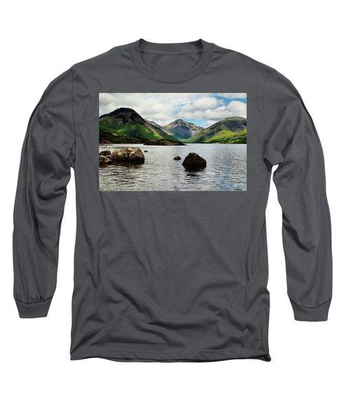 Wastwater Lake District Long Sleeve T-Shirt