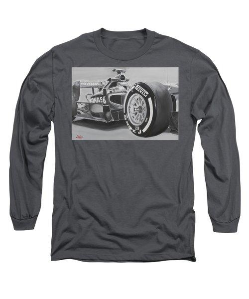 #44 Long Sleeve T-Shirt