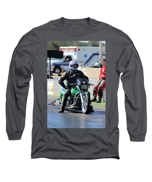 Man Cup 08 2016 By Jt Long Sleeve T-Shirt