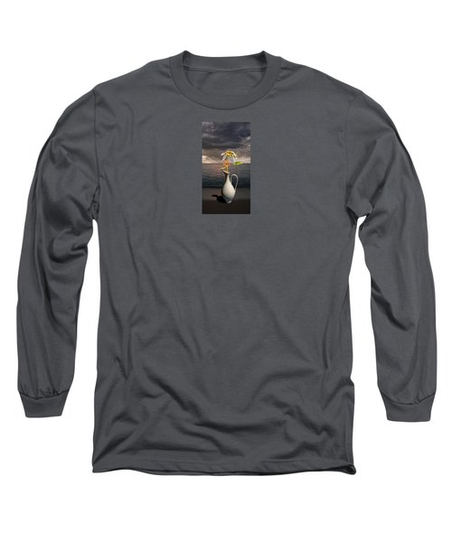 Long Sleeve T-Shirt featuring the photograph 4416 by Peter Holme III