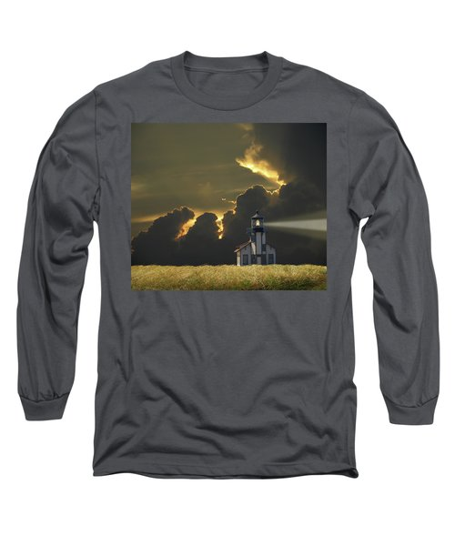 Long Sleeve T-Shirt featuring the photograph 4465 by Peter Holme III