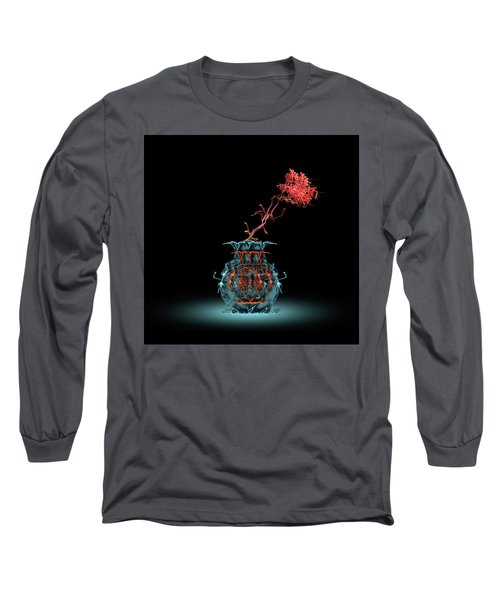 Long Sleeve T-Shirt featuring the photograph 4469 by Peter Holme III