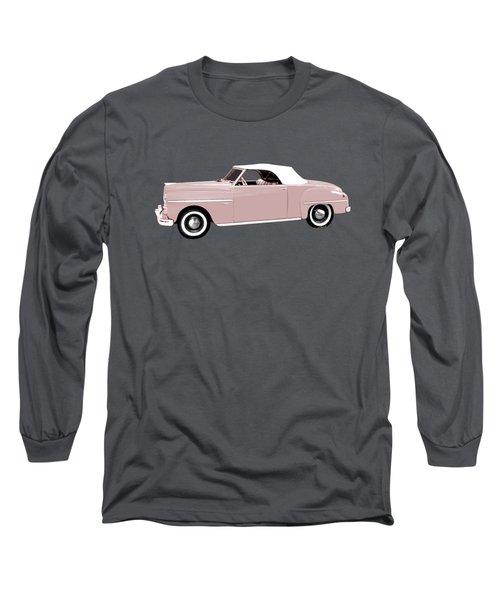 49 Dodge Wayfarer Roadster Long Sleeve T-Shirt