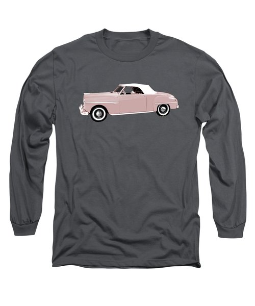 49 Dodge Wayfarer Roadster Long Sleeve T-Shirt