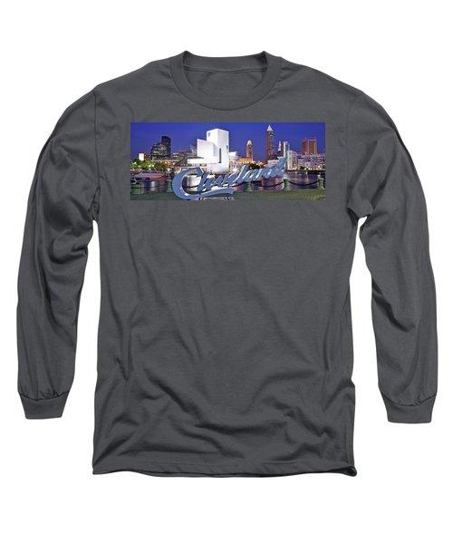 Cleveland Ohio Long Sleeve T-Shirt