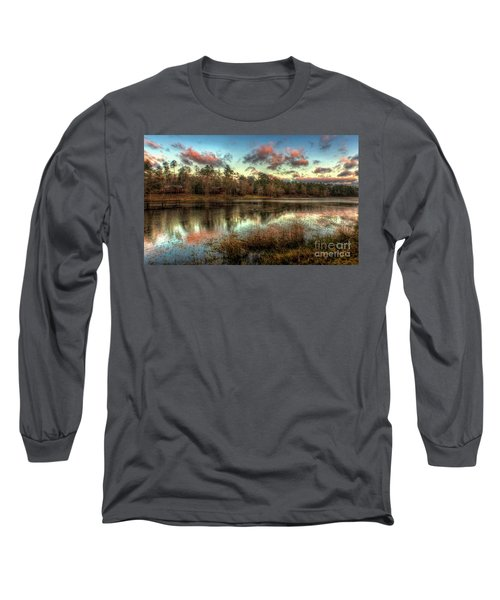 Flint Creek Long Sleeve T-Shirt by Maddalena McDonald