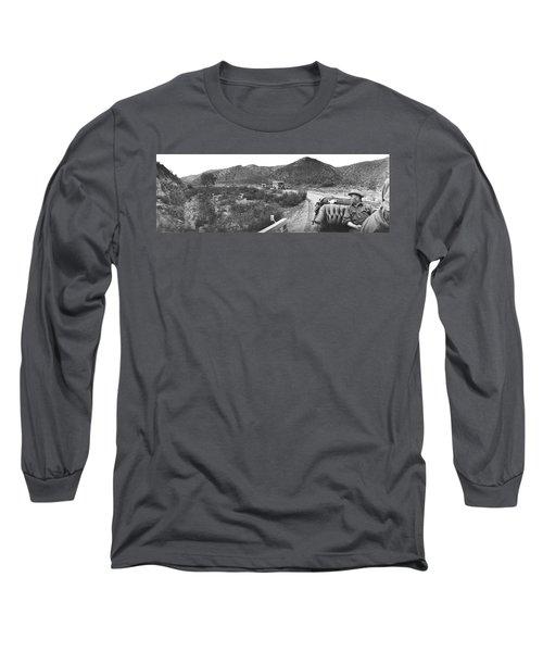 Goodyear Wingfoot Express Long Sleeve T-Shirt