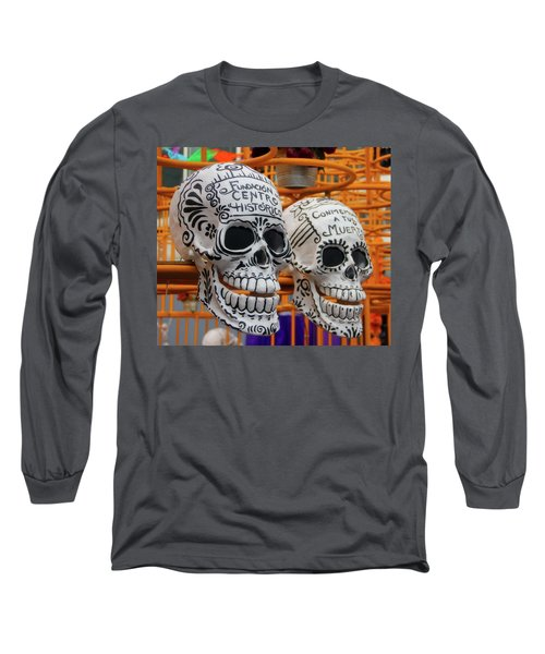 Mexico City Long Sleeve T-Shirt