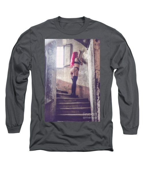 Pretty Things Are Going To Hell Long Sleeve T-Shirt