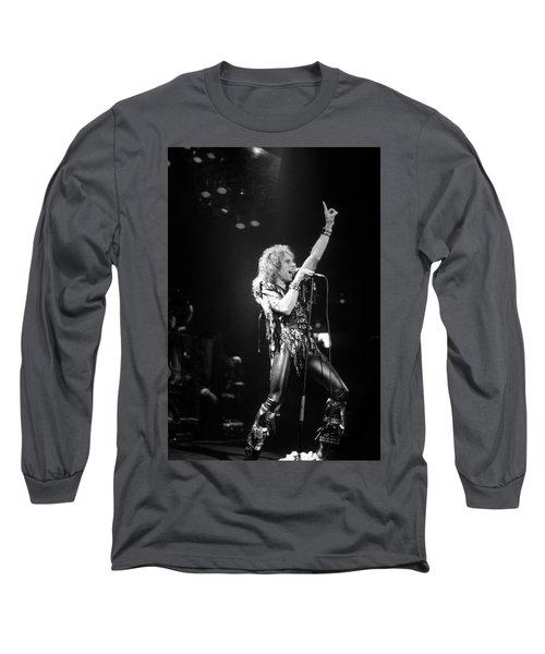 Ronnie James Dio Long Sleeve T-Shirt