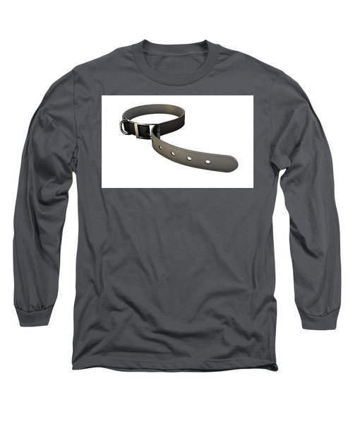 Tightening Belt Long Sleeve T-Shirt