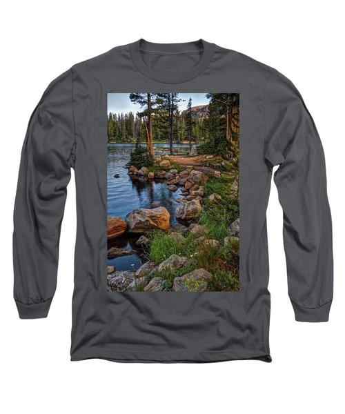 Uinta Mountains, Utah Long Sleeve T-Shirt