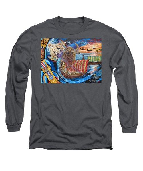 Empires Never Die                                          Blaa Kattproduksjoner          Long Sleeve T-Shirt