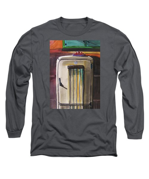 50's Update Long Sleeve T-Shirt by John Williams