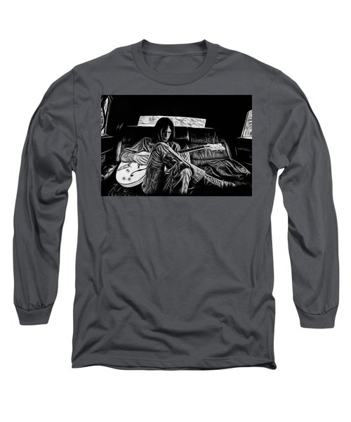 Neil Young Collection Long Sleeve T-Shirt