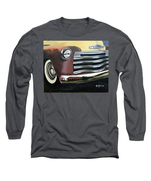 53 Chevy Truck Long Sleeve T-Shirt
